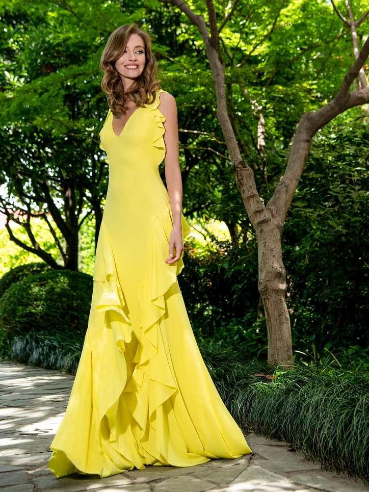 Evening dresses Pronovias 2021 photo # 25