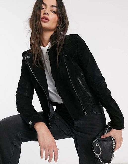 Biker jacket 2021 - a selection of the best models photo # 3