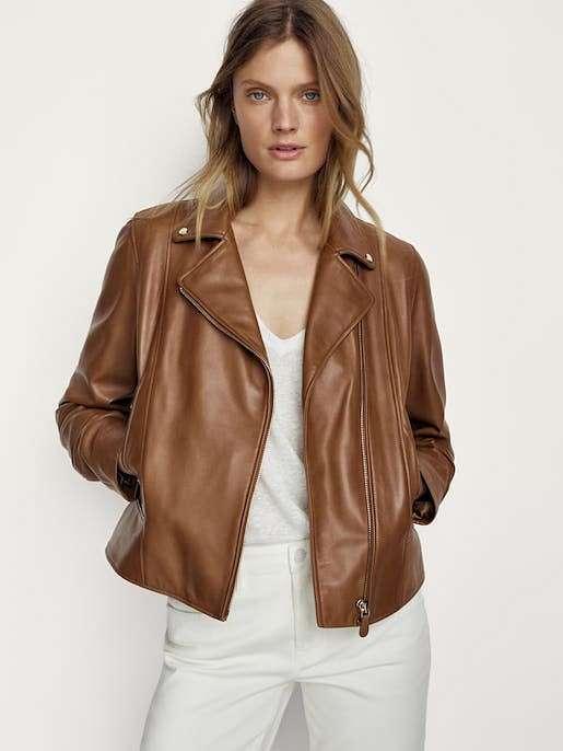 Biker jacket 2021 - a selection of the best models photo # 2