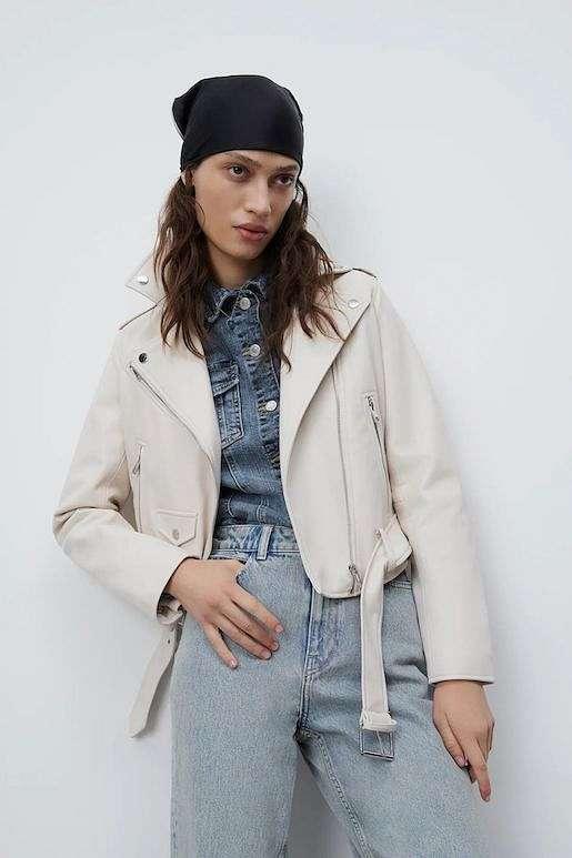 Biker jacket 2021 - a selection of the best models photo # 10