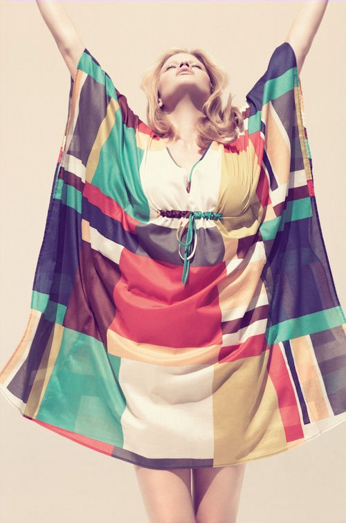 tunic by Eres