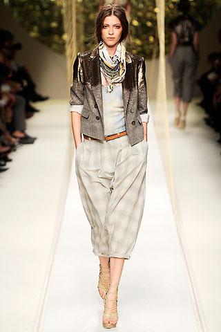 harem pants from Kenzo