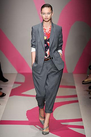 DKNY trouser suit