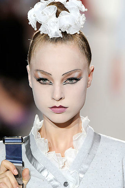 fashionable hair tie by Marc Jacobs