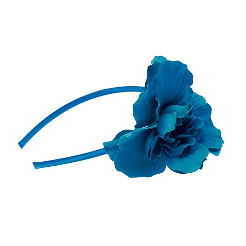 hair band with flower