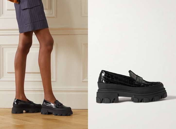 Loafers - must-have of the season photo # 5