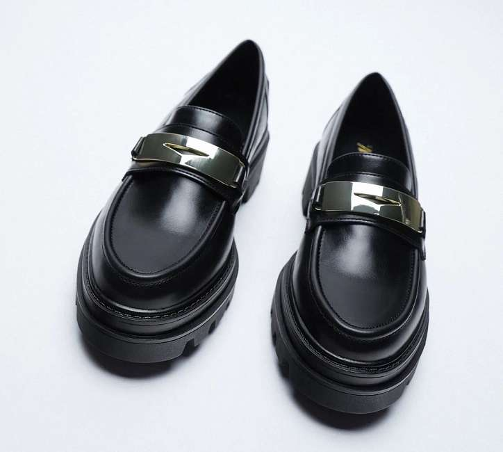 Loafers - must-have of the season photo # 32