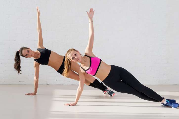 Slimming plank: how much and how to stand correctly photo number 2