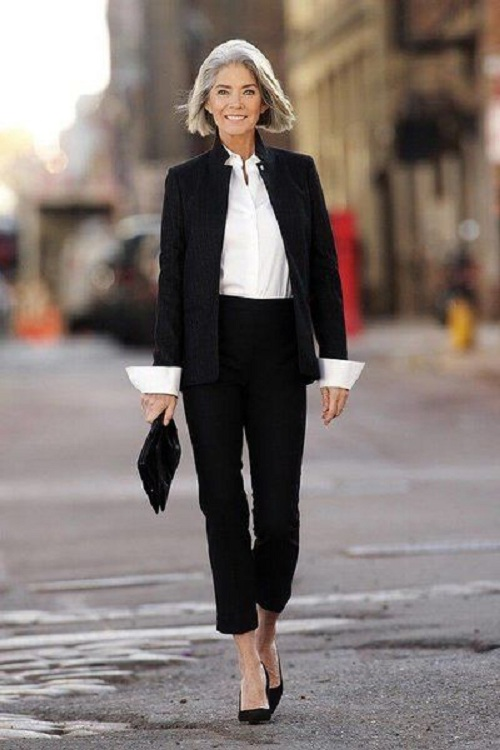 How to dress for work: like this