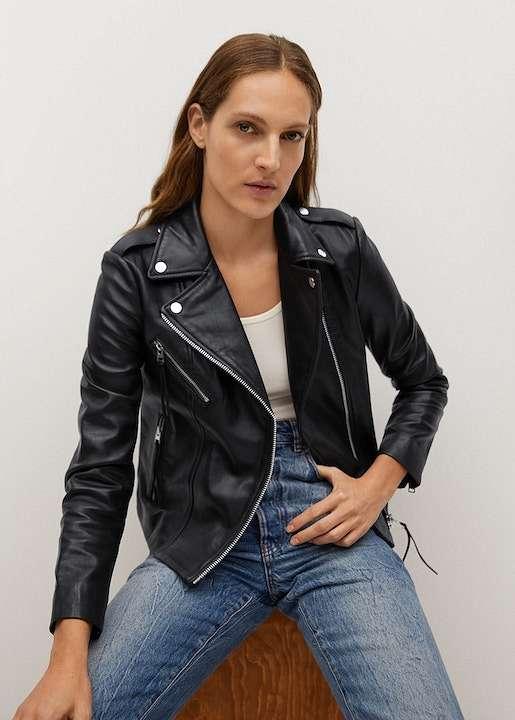 Biker jacket 2021 - a selection of the best models photo # 1