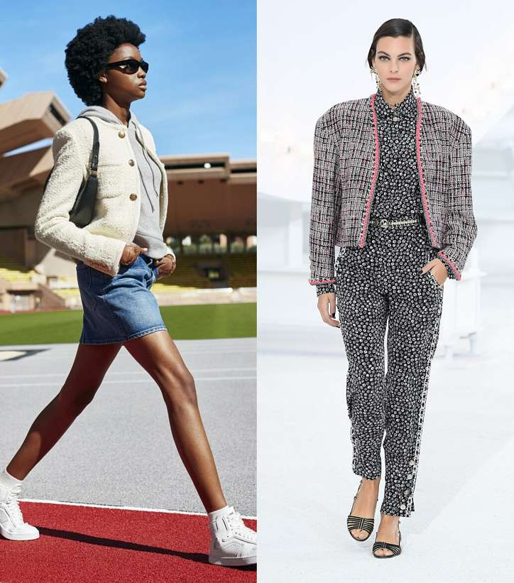 A cropped jacket - which are in fashion and what to wear with photo # 1