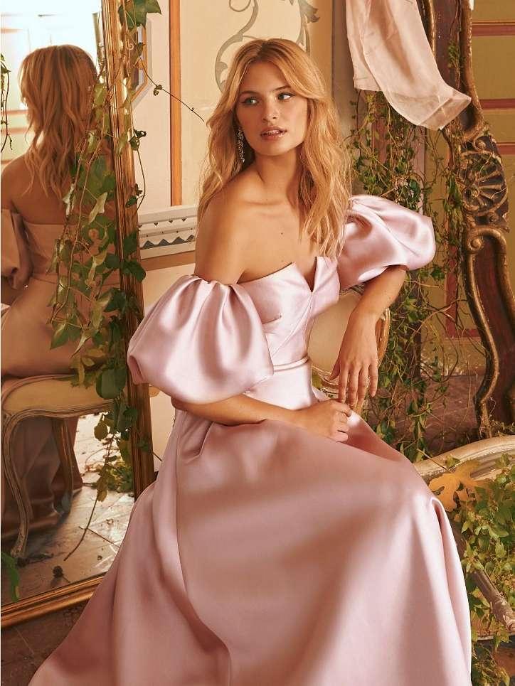 Evening dresses Pronovias 2021 photo # 1