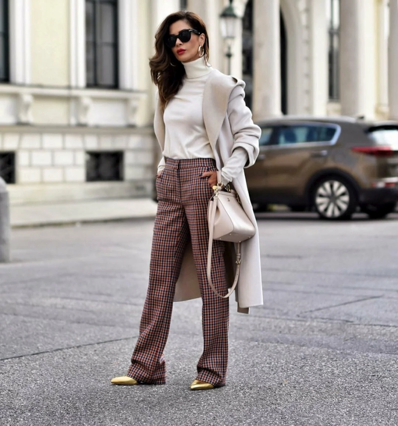 women pants for autumn