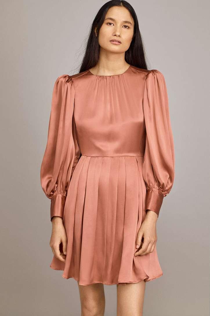 Fashionable dresses spring-summer 2021 photo # 5