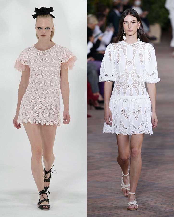 Fashionable dresses spring-summer 2021 photo # 4