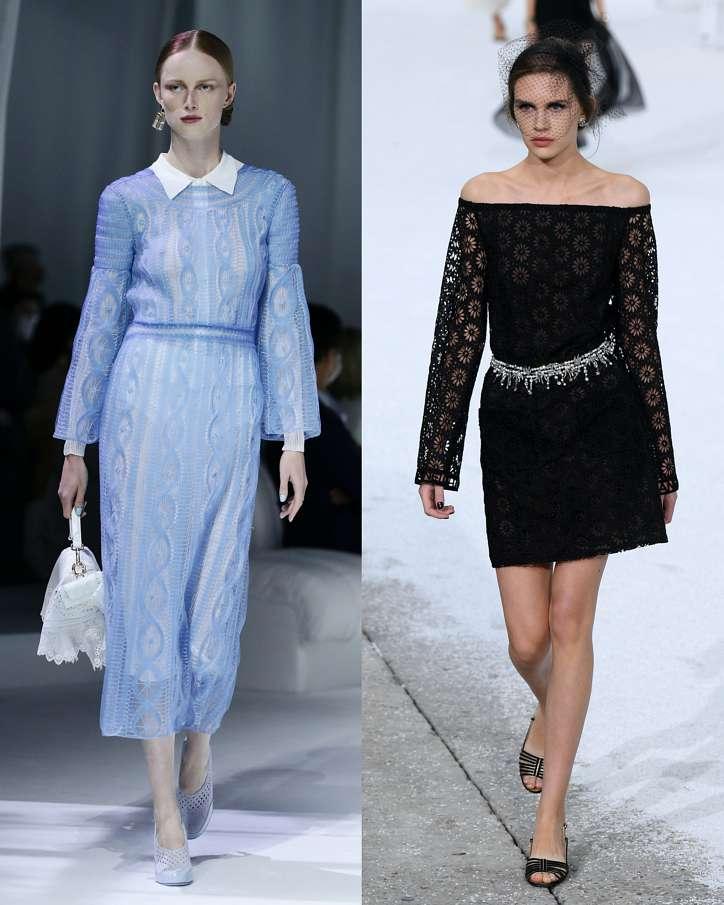 Fashionable dresses spring-summer 2021 photo # 3