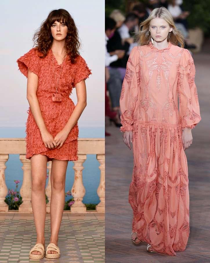 Fashionable dresses spring-summer 2021 photo # 6