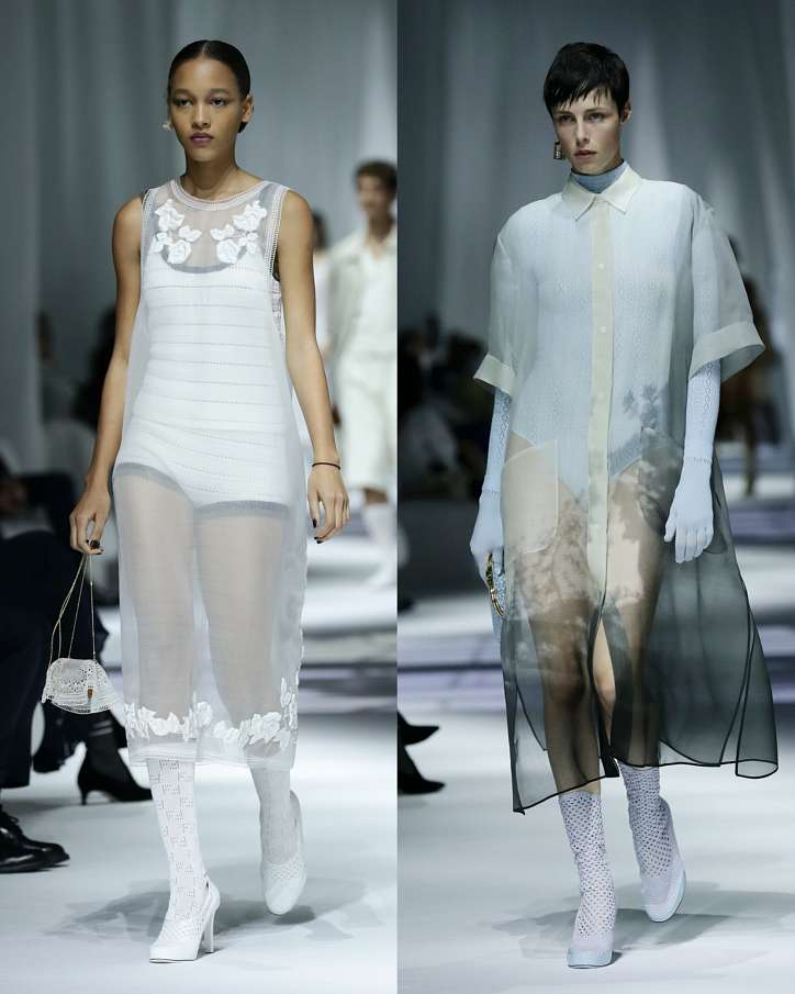 Fashionable dresses spring-summer 2021 photo # 10