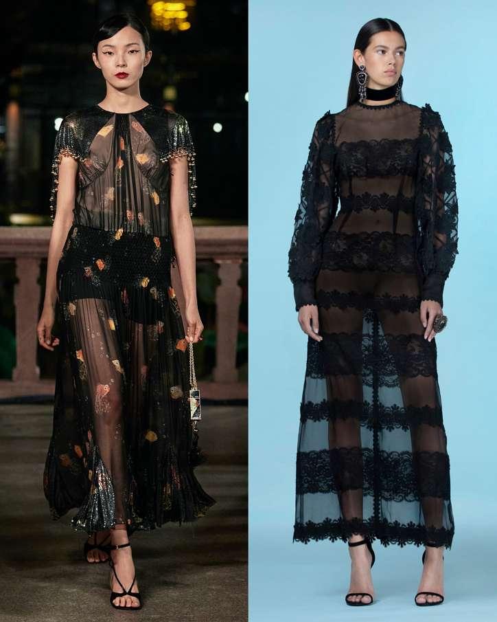 Fashionable dresses spring-summer 2021 photo # 12
