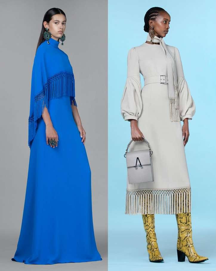 Fashionable dresses spring-summer 2021 photo # 15
