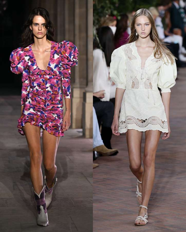 Fashionable dresses spring-summer 2021 photo # 17