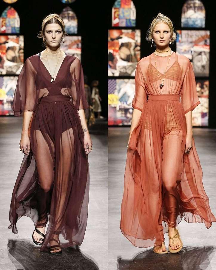 Fashionable dresses spring-summer 2021 photo # 9