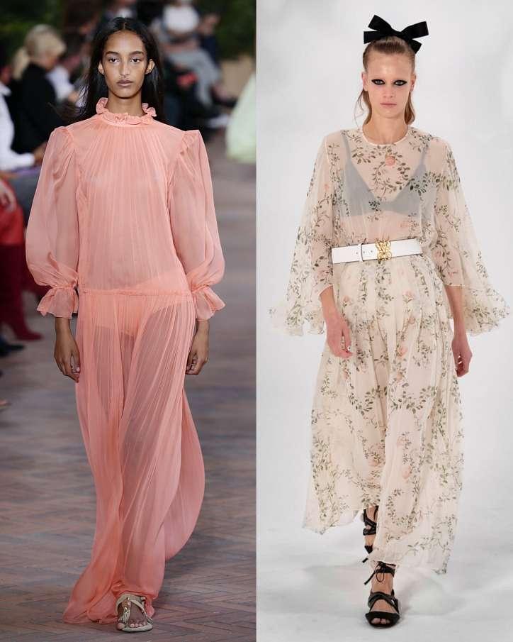 Fashionable dresses spring-summer 2021 photo # 11