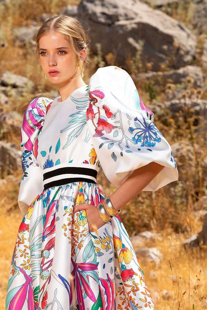 Fashionable dresses spring-summer 2021 photo # 16