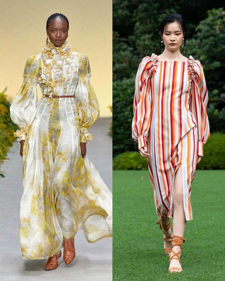 Fashionable dresses spring-summer 2021 photo # 18