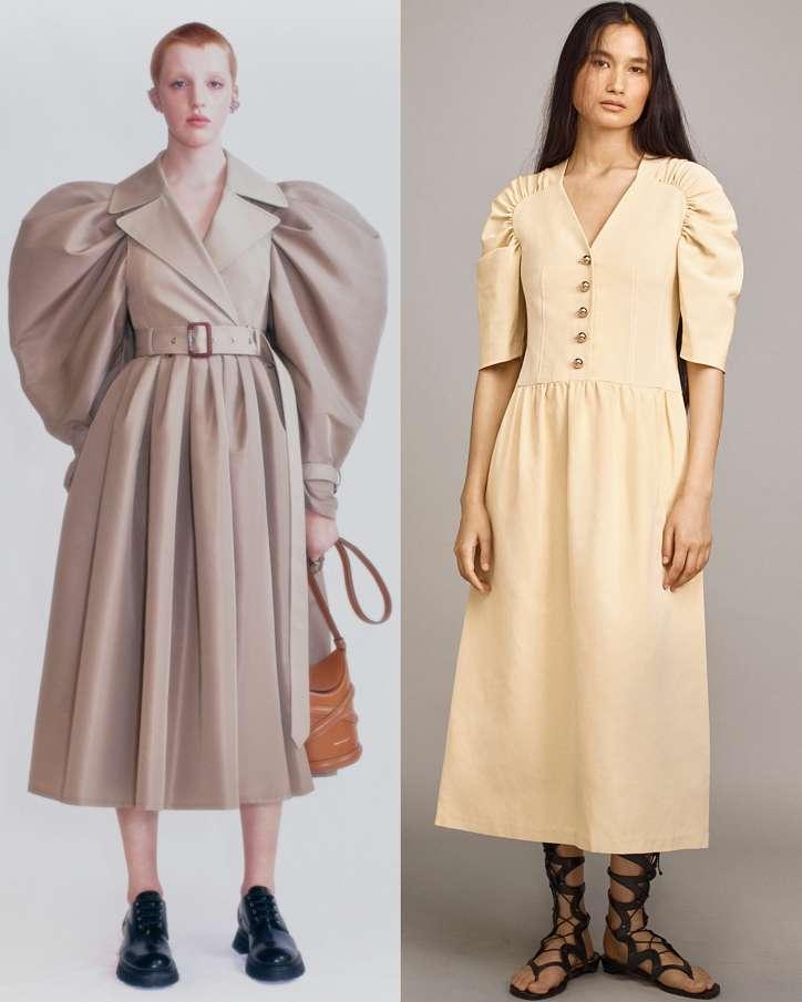 Fashionable dresses spring-summer 2021 photo # 19
