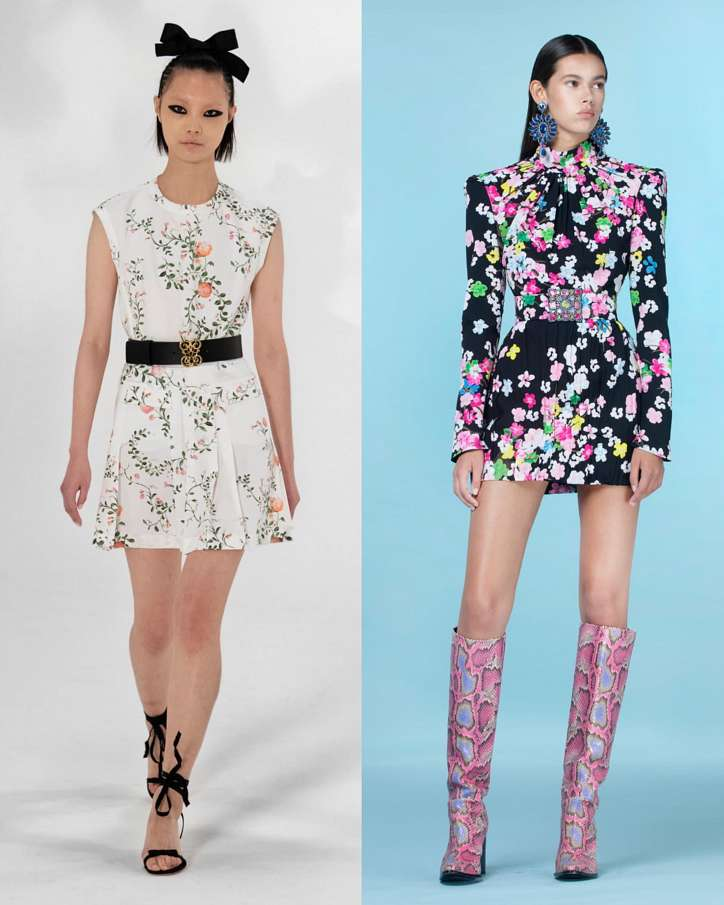 Fashionable dresses spring-summer 2021 photo # 26