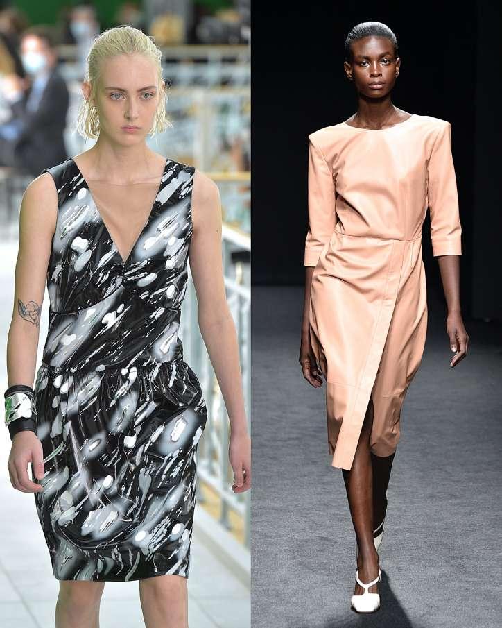 Fashionable dresses spring-summer 2021 photo # 22