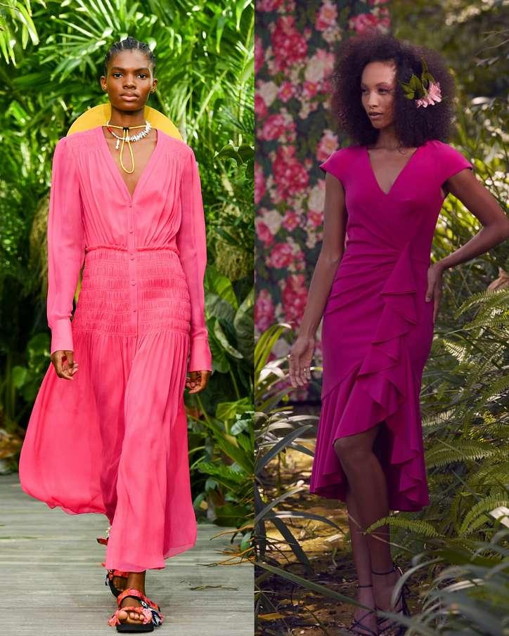 Fashionable dresses spring-summer 2021 photo # 29
