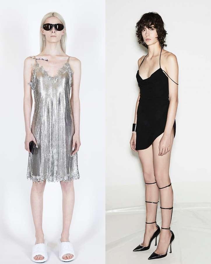 Fashionable dresses spring-summer 2021 photo # 33