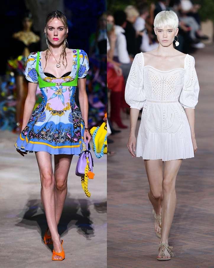 Fashionable dresses spring-summer 2021 photo # 34