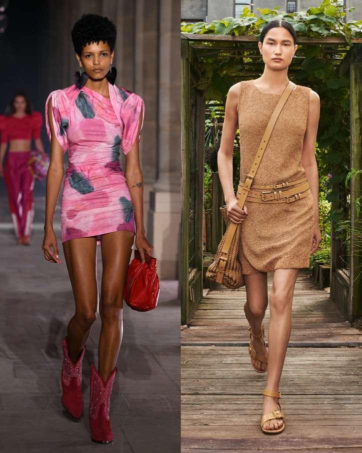 Fashionable dresses spring-summer 2021 photo # 35