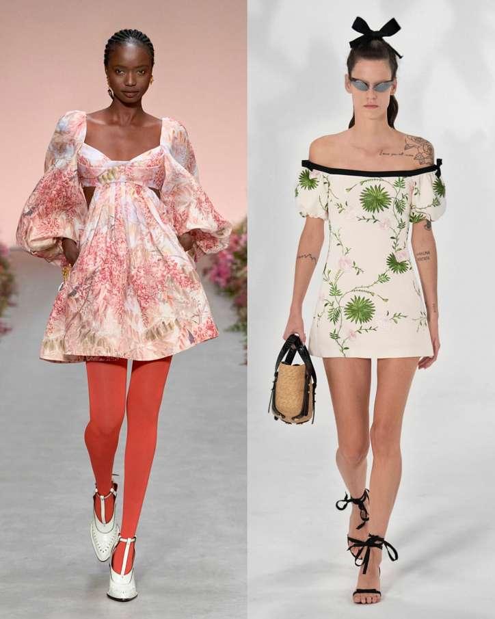 Fashionable dresses spring-summer 2021 photo # 36