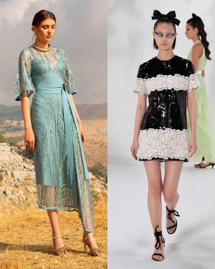 Fashionable dresses spring-summer 2021 photo №40
