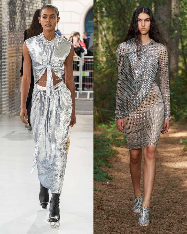 Fashionable dresses spring-summer 2021 photo # 39