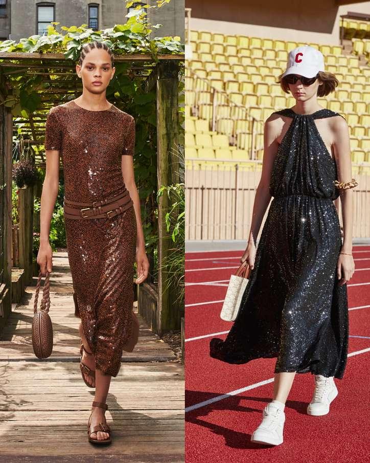 Fashionable dresses spring-summer 2021 photo # 38