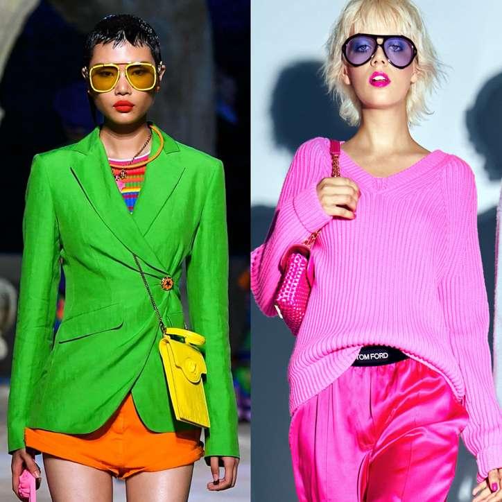 Fashionable sunglasses 2021: trends and novelties photo # 4