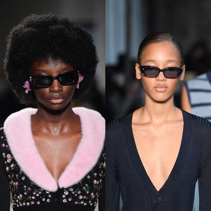 Fashionable sunglasses 2021: trends and novelties photo # 5