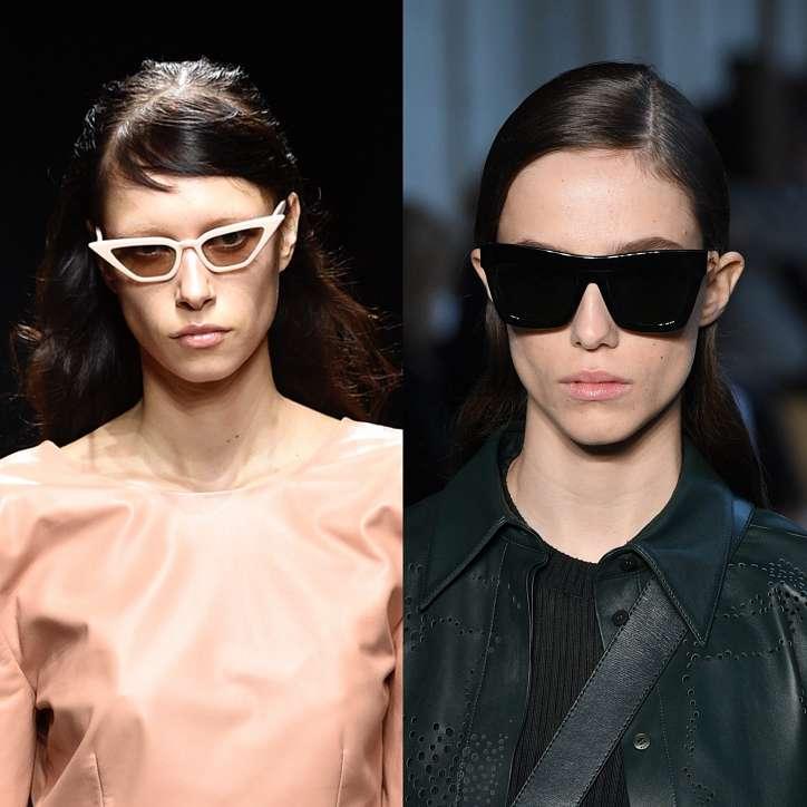 Fashionable sunglasses 2021: trends and novelties photo # 10