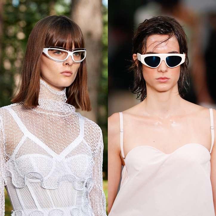 Fashionable sunglasses 2021: trends and novelties photo # 17