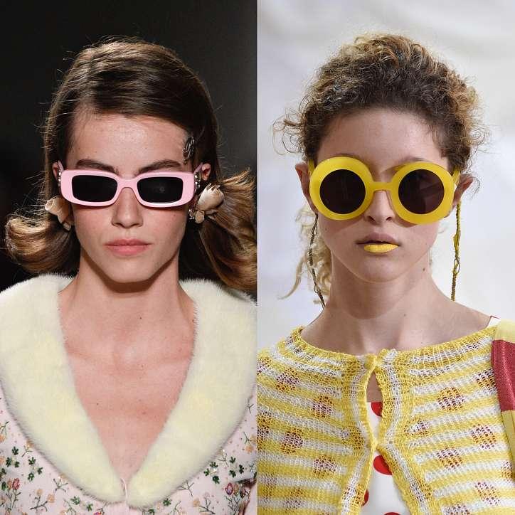 Fashionable sunglasses 2021: trends and novelties photo # 7