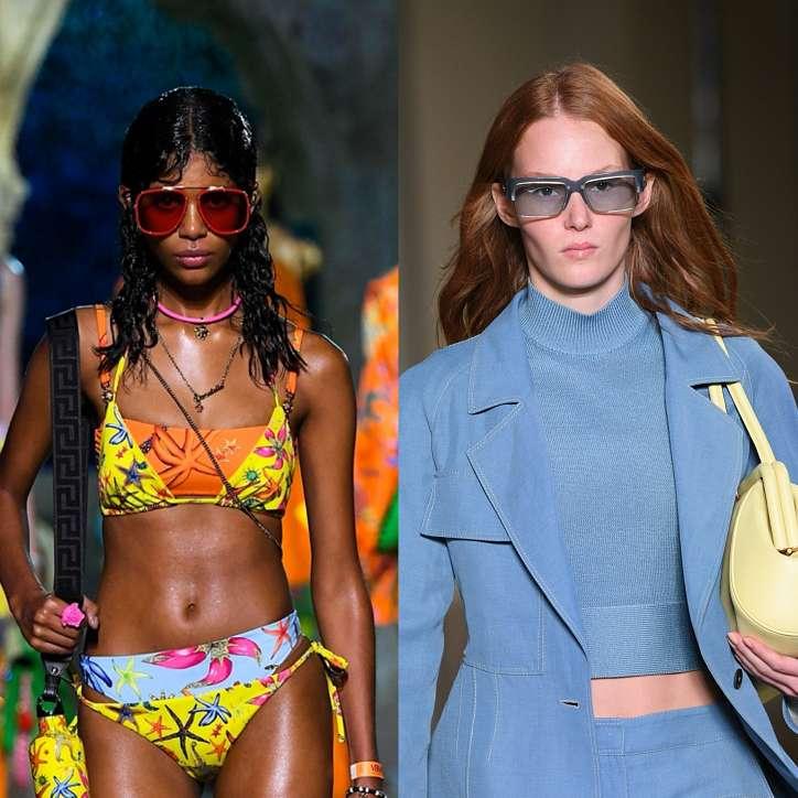 Fashionable sunglasses 2021: trends and novelties photo # 8