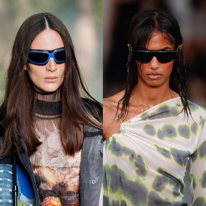 Fashionable sunglasses 2021: trends and novelties photo # 13