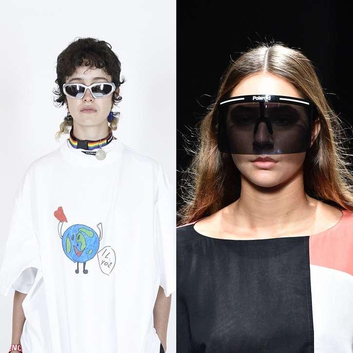 Fashionable sunglasses 2021: trends and novelties photo # 14