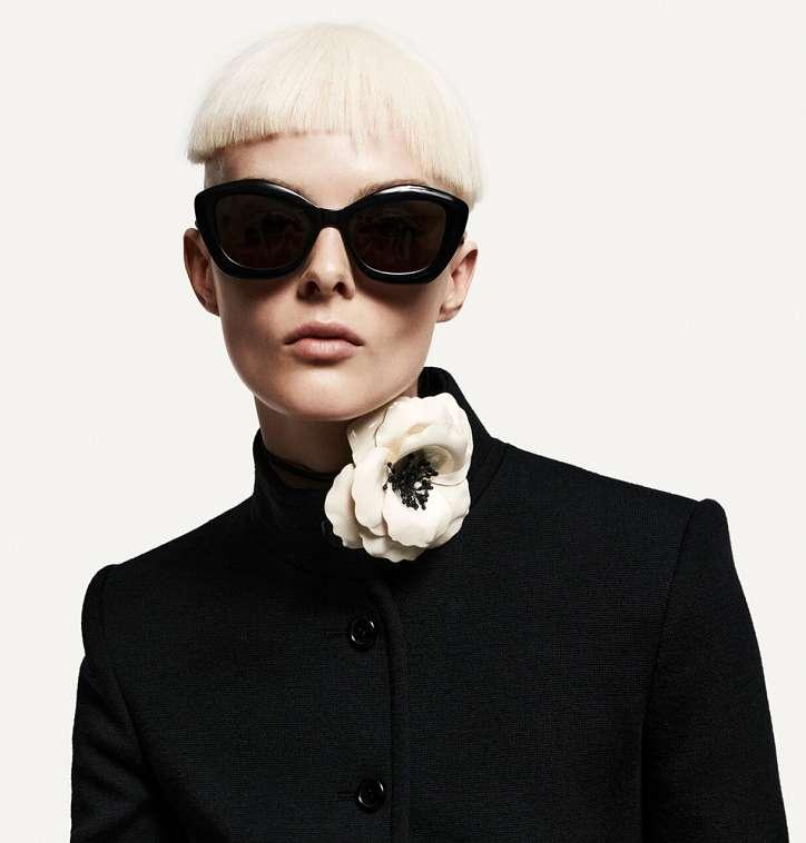 Fashionable sunglasses 2021: trends and novelties photo # 11