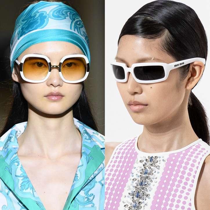 Fashionable sunglasses 2021: trends and novelties photo # 16